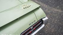 Pontiac GTO Judge Triple-Green