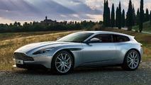 Aston Martin DB11 Shooting Brake - Un premier rendu plutôt réussi