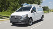 2017 Mercedes-Benz Vans: First Drive