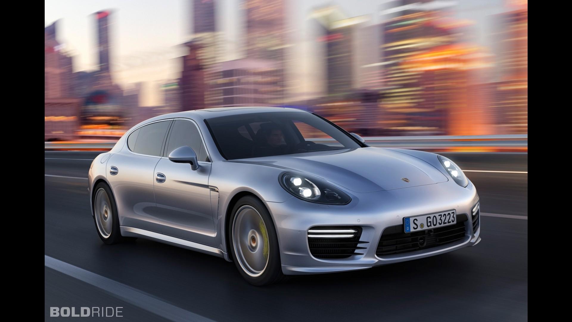 Porsche Panamera Turbo Executive