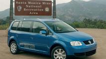 Volkswagen Van with Fuel Cell