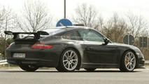 More Porsche 997 Turbo Cabrio Spy Photos