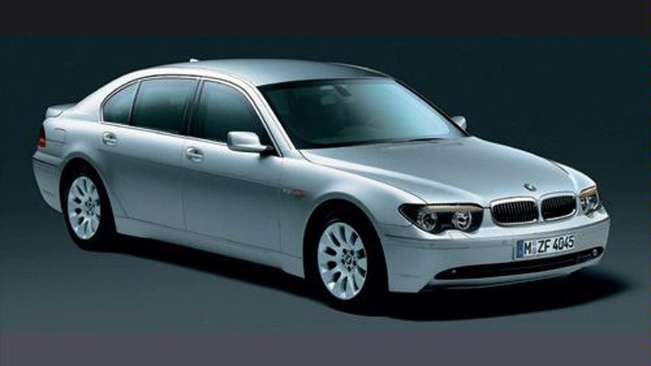 BMW 760Li High Security