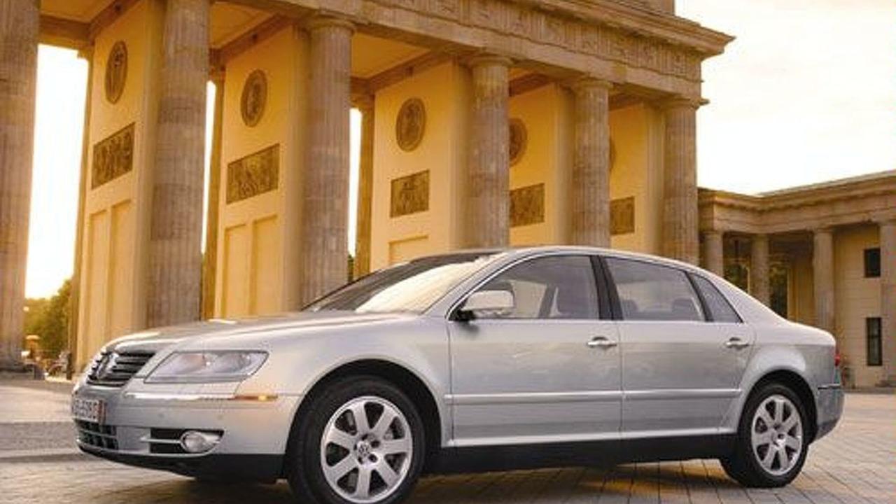 VW Phaeton V8
