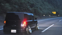 Extreme negative camber trend amuses and bewilders [video]