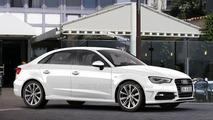 2014 Audi A3 sedan artist rendering