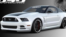 Ford Mustang by DSO Eyewear for SEMA 24.10.2012