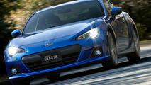 Subaru BRZ 23.02.2012
