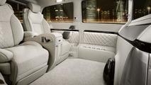 Mercedes Viano Vision Diamond concept bows at Auto China