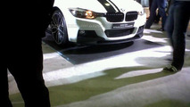 Photos of BMW 3-Series M Sport with M Performance Accessories at private event
