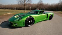 CustomGT supercar by CCG Automotive