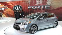 Kia Forte five-door live in Chicago 07.02.2013
