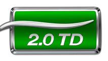 2014 Chevrolet Cruze Clean Turbo Diesel badge