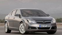 Opel Vectra - Artist Impression
