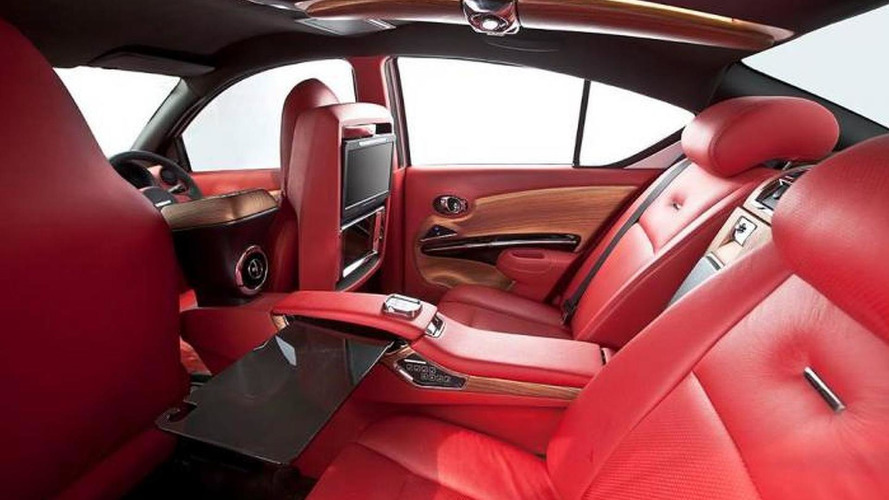 Nissan Sunny gets luxurious cabin from DC Design