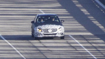 2014 Mercedes C-Class spy photo 05.12.2012 / Automedia