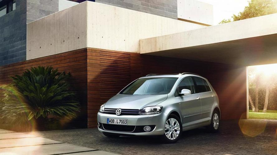 Volkswagen Golf Plus LIFE announced