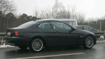 BMW 3-Series Coupe Spy Photos