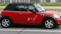 MINI Cooper S Cabriolet Spied