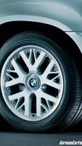 BMW X5 Leichtmetallrad 19' Doppelspeiche 75