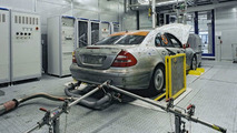Mercedes E 320 CDI: Technical Inspection Authority