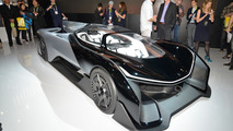 Faraday Future approved for running self-driving cars in California