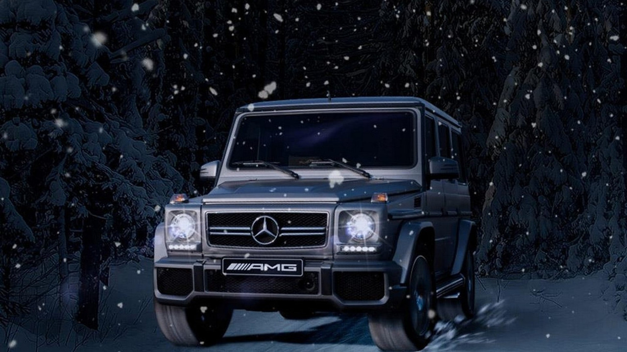 Mercedes Season's Greetings