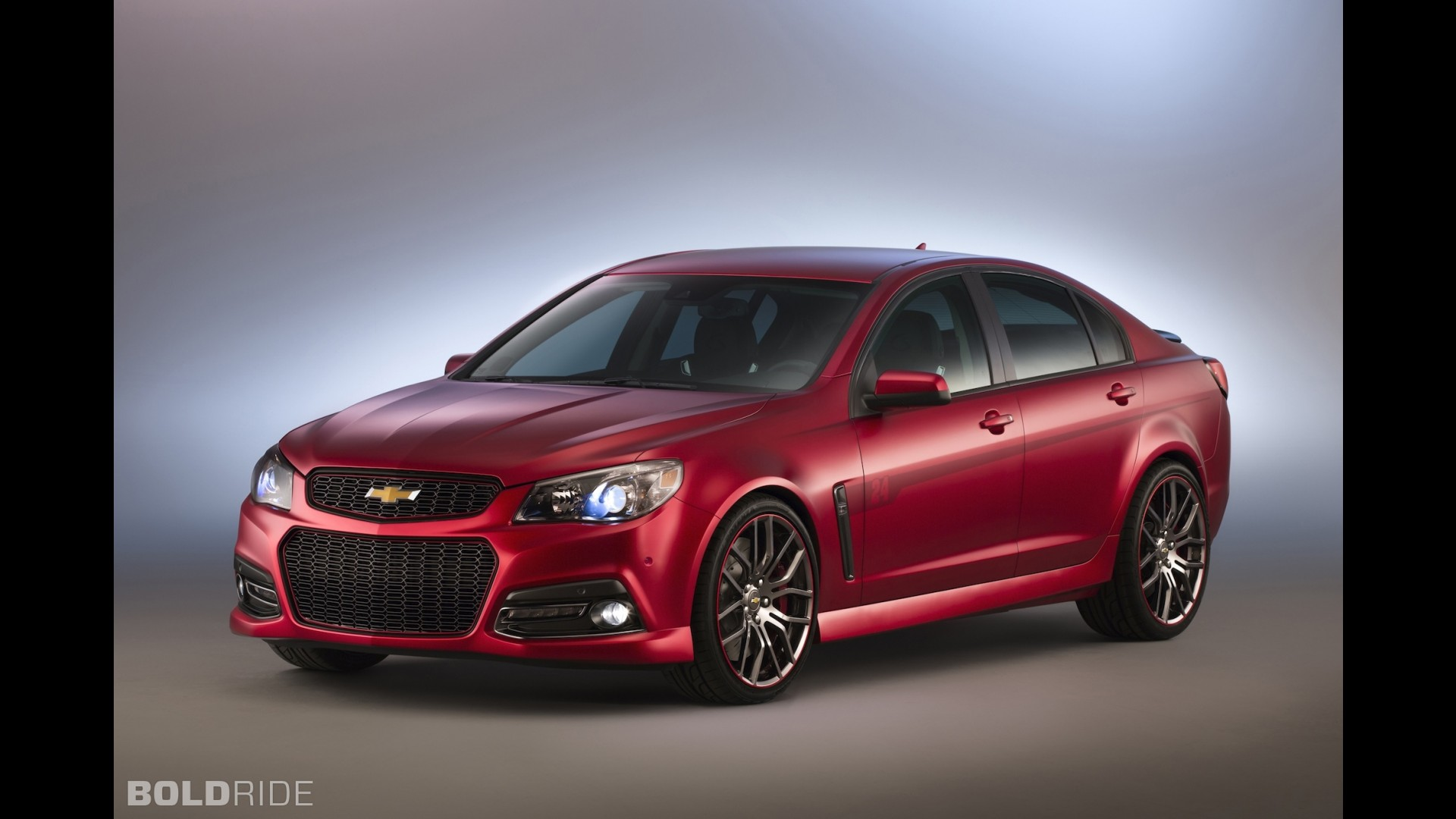2014 Chevrolet Ss Sedan Photos And Info News Car And