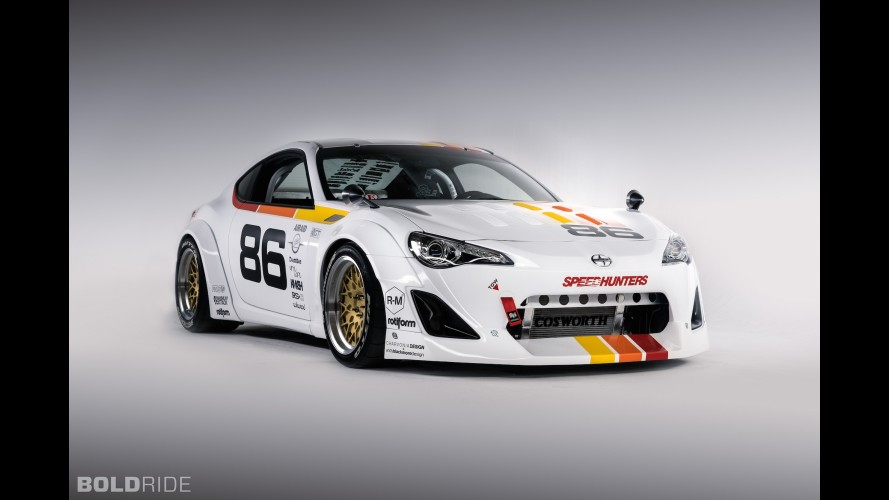 Scion FR-S Maximum Attack by Speedhunters
