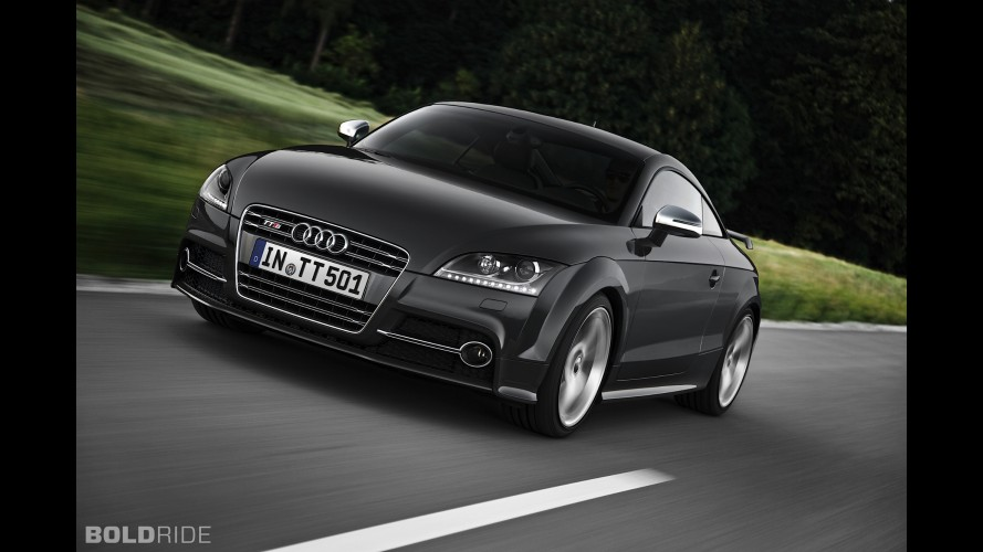 Audi TTS Coupe Competition