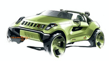 Jeep Renegade Hybrid Concept