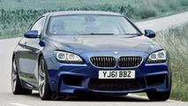 2013 BMW M6 (F13)  rendered