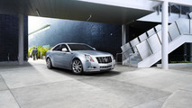 Cadillac CTS Touring package introduced