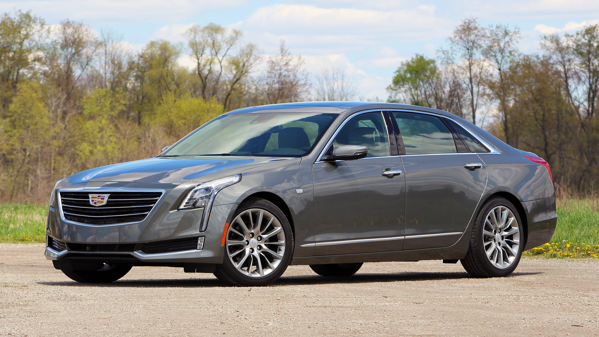 First Drive 2016 Cadillac Ct6