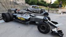 Lotus F1 Team Mad Max Hybrid unveiled