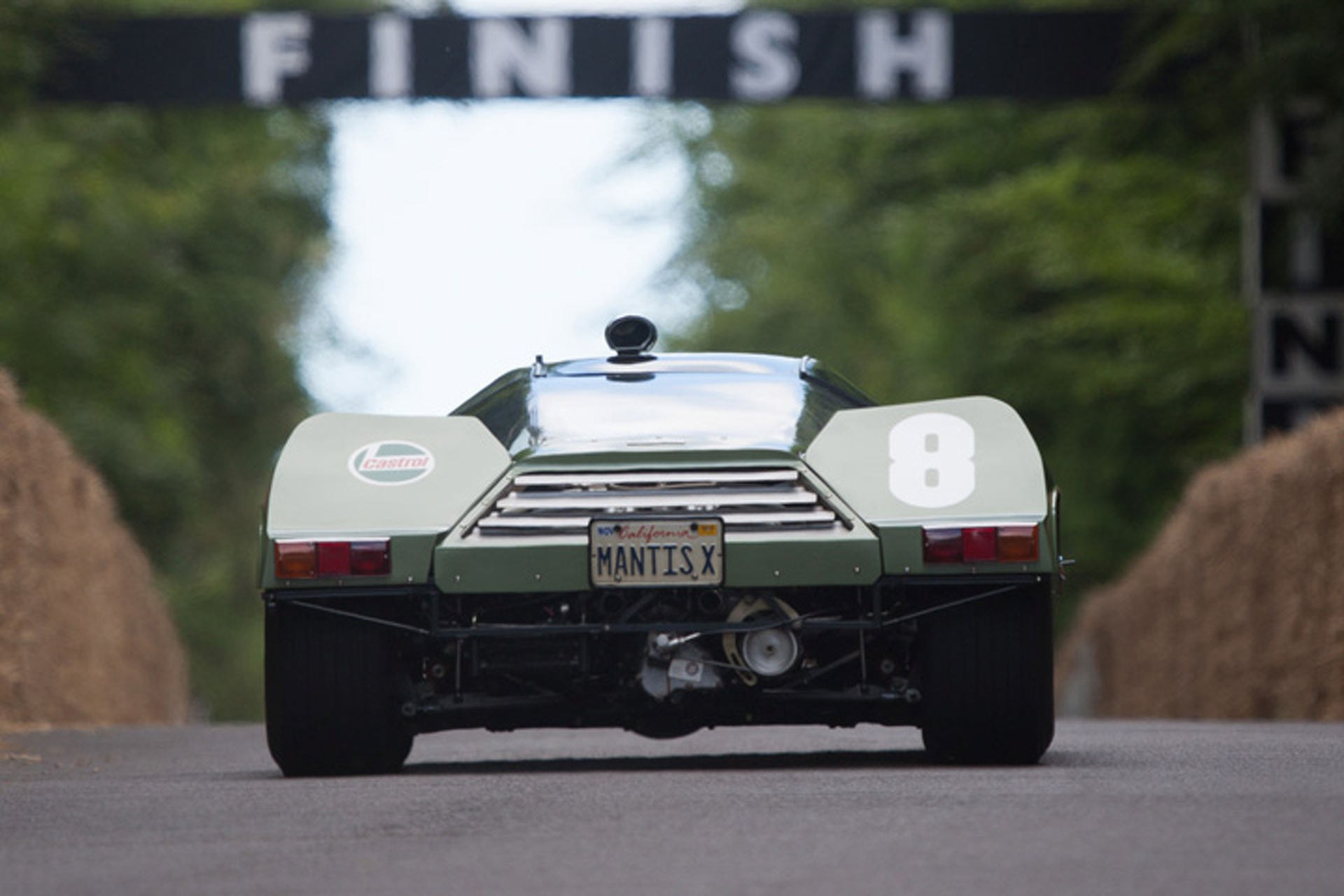 1968 Marcos Mantis XP: A Car That Just Wasn't Meant To Race