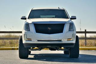 Lifted 2015 Cadillac Escalade: Because It Wasn't Big Enough Already