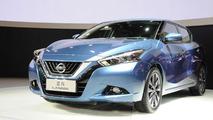 2015 Nissan Lannia at Auto Shanghai 2015