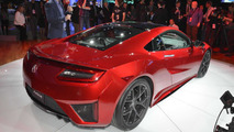 Acura drops more details about 2016 NSX; confirms 3.5-liter engine displacement