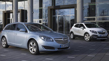 2015 Opel Mokka 1.6 CDTI and Insignia Sports Tourer 2.0 CDTI