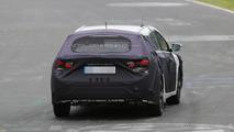 2015 Hyundai i40 CW facelift spy photo
