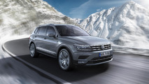 Genève 2017 - Le Volkswagen Tiguan Allspace fait sa première européenne