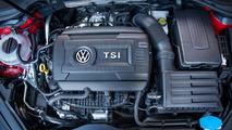 2015 Volkswagen Golf (US spec)