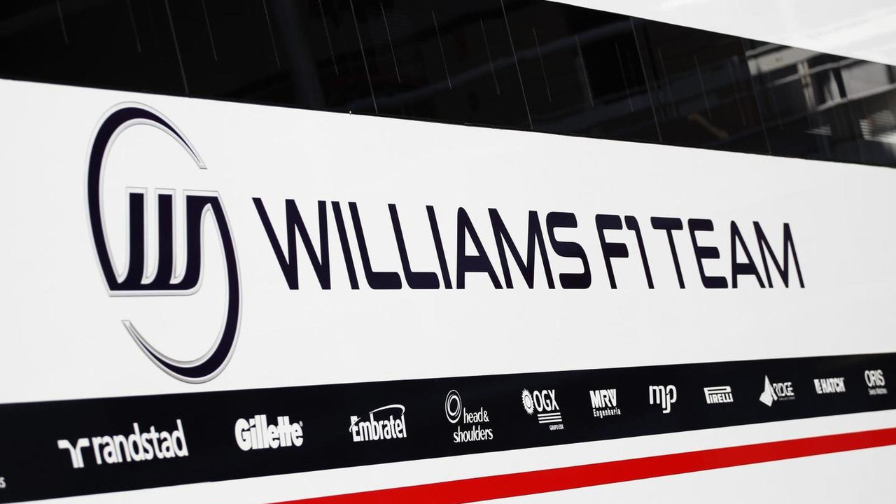 Williams logo 11.05.2012 Spanish Grand Prix
