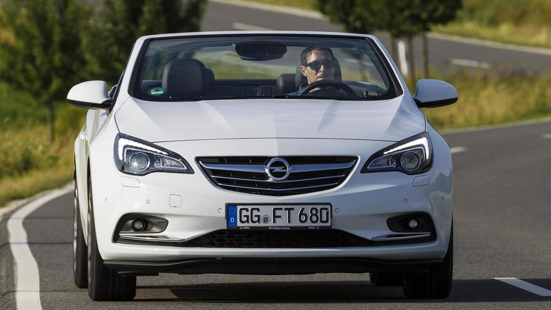 200 HP Opel Cascada to premiere at IAA next month