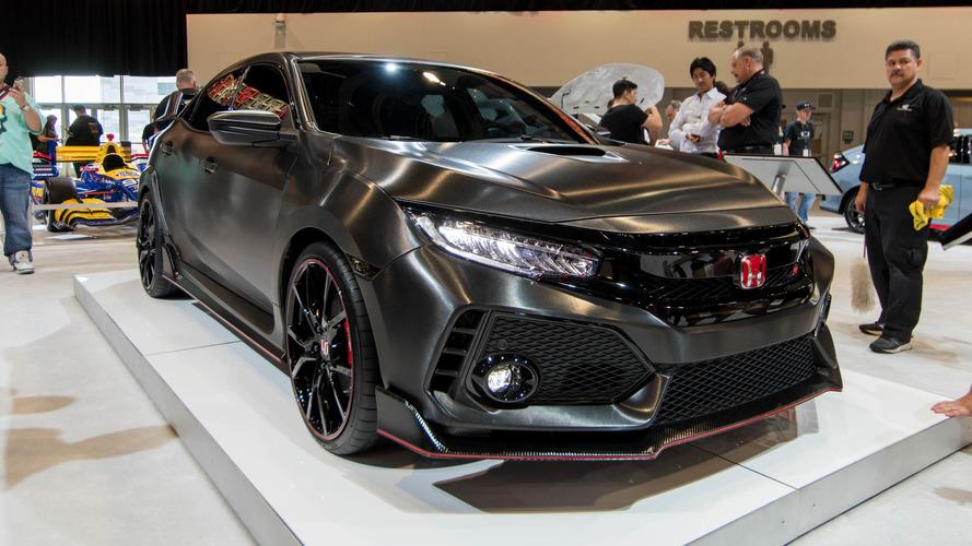 Hooray! The Honda Civic Type R finally makes it to America