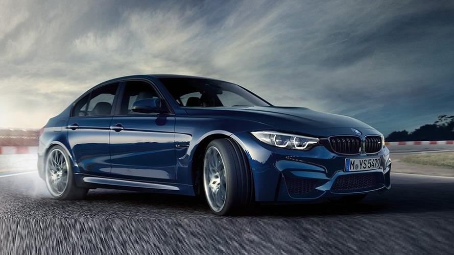 BMW M3 - Légères retouches pour la sportive bavaroise