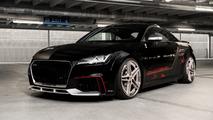 HG-Motorsport dévergonde l'Audi TT RS !