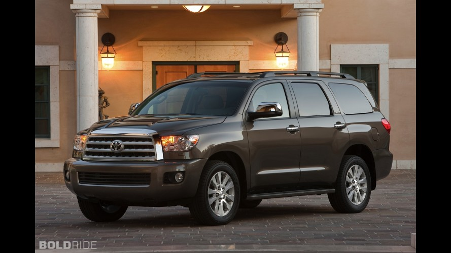 2011 Toyota Sequoia: Model Overview