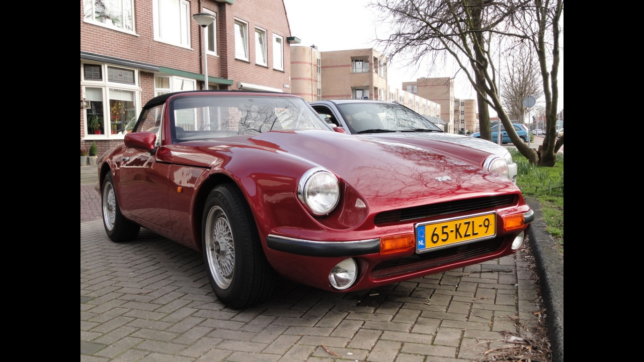 TVR S4C